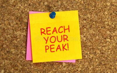 Achieving Peak Performance, Sunday 18th April, 11.00 am