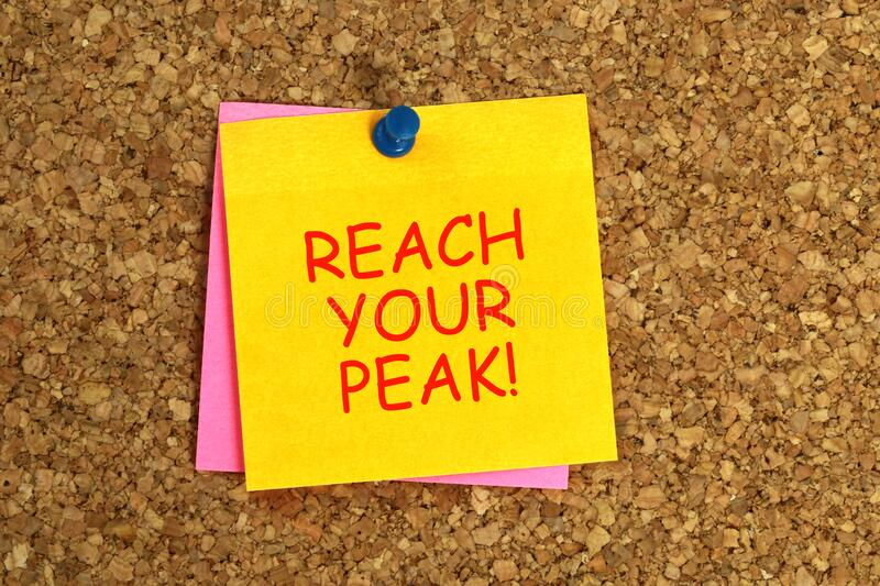 Achieving Peak Performance, Sunday 18th April, 11.00 am